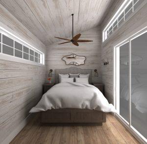 Frontier Bunkie Bed