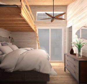 Vouageur Bunkie Bed & Loft