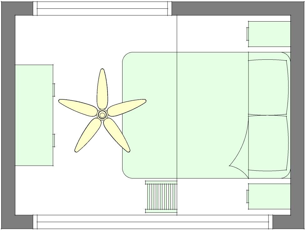 Voyageur 2-D Bunkie Plan
